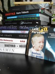 Inköpta nya böcker